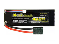 Black Magic 2S1P LiPo Battery 7.4V 4000mAh 35C Traxxas Plug Hardcase (нажмите для увеличения)