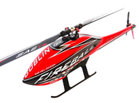 SAB Goblin Fireball Competition Electric Helicopter Kit Super Combo (нажмите для увеличения)