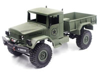 HengLong Military Truck Green 1:16 2.4GHz