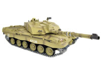 British Challenger 2 Airsoft RC Battle Tank 1:16 PRO with Smoke 2.4GHz
