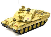 British Challenger 2 Airsoft RC Battle Tank 1:16 with Smoke 2.4GHz