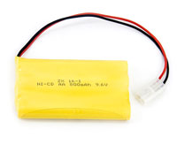 HouseHold Battery NiCd AA 9.6V 700mAh Tamiya Plug (нажмите для увеличения)