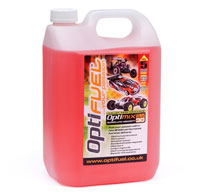 HPI Optimix Race 25% Nitro Car Fuel 9% SynthOil 2.5Litre (нажмите для увеличения)