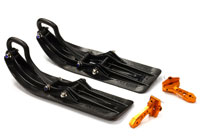 Front Sled Attachment Set Orange Slash 2pcs (нажмите для увеличения)