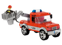 Cobi Action Town. Articulated Boom Fire Truck (нажмите для увеличения)