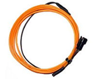 Cold Light String 1.5M Orange