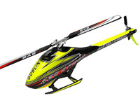 SAB Goblin 420 Flybarless Electric Helicopter Yellow/Black Kit with Blades (нажмите для увеличения)