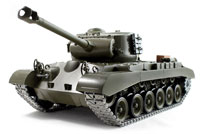 Snow Leopard Pershing M26 Airsoft RC Battle Tank 1:16 PRO with Smoke RTR