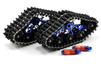 Snowmobile & Sandmobile Conversion Kit Blue Revo 2pcs (нажмите для увеличения)