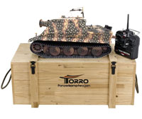 Sturmtiger RW61 IR RC Tank PRO 1:16 Metal with Wooden Box 2.4GHz
