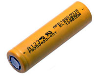A123 LiFePo4 Battery 3.3V 1100mAh 18650