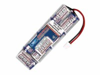 HiVolt-Plus Micro Race Stick Pack NiMh 8.4V 1400mAh (нажмите для увеличения)