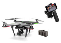 Xiro Xplorer V Drone 5.8GHz RTF with Gimbal Handheld and Extra Battery