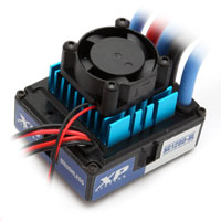 Associated XP SC1200-BL 120A Sensorless Brushless ESC (нажмите для увеличения)