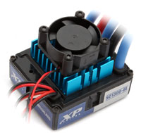Associated XP SC1300-BL 130A Sensorless Brushless ESC (нажмите для увеличения)