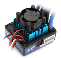 Associated XP SC900-BL 90A Sensorless Brushless ESC (нажмите для увеличения)