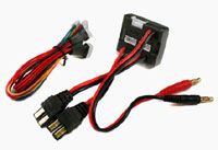Traxxas Dual Charging Adapter for 3S LiPo Batteries
