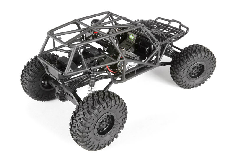 Радиоуправляемая машина Axial Wraith Spawn 4WD Rock Crawler 2.4GHz RTR (AX90045) (нажмите для увеличения)
