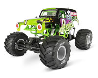 Axial SMT10 Grave Digger 4WD Monster Truck 2.4GHz RTR