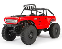 Axial SCX24 Deadbolt Mini Crawler Red 1/24 2.4GHz RTR