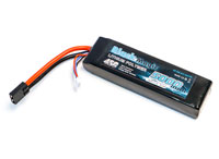 Black Magic 3S LiPo Battery 11.1V 5000mAh 45C with Traxxas Connector (нажмите для увеличения)