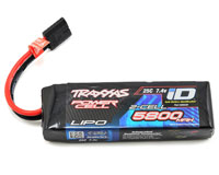 Traxxas Power Cell 2S LiPo Battery 7.4V 5800mAh 25C with iD Traxxas Connector