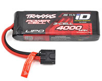 Traxxas Power Cell 3S LiPo Battery 11.1V 4000mAh 25C with iD Traxxas Connector