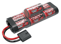 Traxxas Power Cell 7 Cell Stick Pack NiMh 8.4V 3300mAh with iD Traxxas Connector (нажмите для увеличения)
