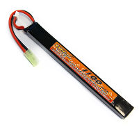 VBPower AK-Type Airsoft Battery LiFe 9.9V 1100mAh 15C Mini Tamiya (нажмите для увеличения)