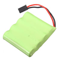 VBPower NiMh 4/5A Battery 4.8V 2000mAh Receiver Pack (нажмите для увеличения)