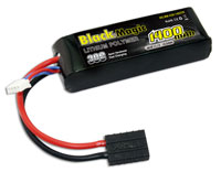 Black Magic 3S LiPo Battery 11.1V 1400mAh 30C with Traxxas Connector (нажмите для увеличения)