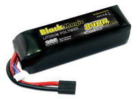 Black Magic 3S LiPo Battery 11.1V 8400mAh 30C with Traxxas Connector (нажмите для увеличения)