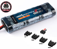 Team Orion Rocket Pack 2 NiMh 7.2V 5100mAh Venom Plug (нажмите для увеличения)