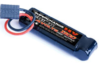 Orion Supercharge Stick Pack NiMh 8.4V 1300mAh TRX Plug (нажмите для увеличения)