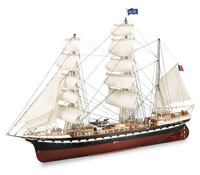 Artesania Latina Belem 1896 Wooden Model Ship 1/75