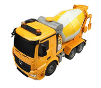 Mercedes-Benz Arocs Cement Mixer Yellow 1:20 2.4GHz (нажмите для увеличения)