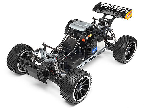 Радиоуправляемая машина Maverick Blackout ST 4WD Petrol 1/5 Truck 2.4GHz RTR (MV12403) (нажмите для увеличения)