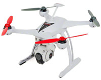 Blade 350QX3 AP Combo Quadcopter with C-Go2 2.4GHz RTF