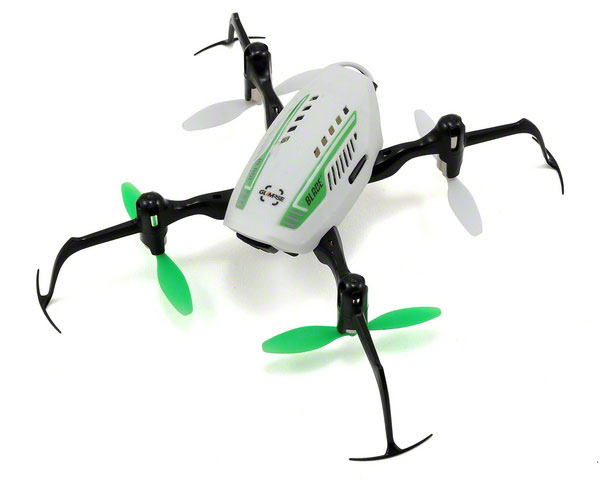 Радиоуправляемый квадрокоптер Blade Glimpse FPV HD Micro Electric Quadcopter Drone 2.4GHz RTF (BLH2200) (нажмите для увеличения)
