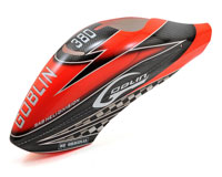 SAB Goblin 380 Canopy Red/Black