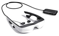 Carl Zeiss Cinemizer OLED 3D Multimedia Video Glasses (нажмите для увеличения)