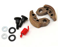 Losi Clutch Shoe Set with 8000rpm Spring 5IVE-T