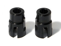 Cup Joint 6x13x20mm Black Savage 2pcs