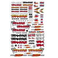 Traxxas Official Decals