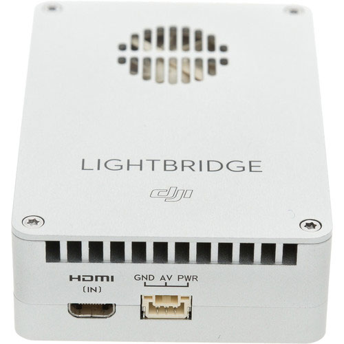 Видеолинк DJI LightBridge2 2.4GHz Full HD Video Downlink (DJI-LIGHTBRIDGE2) (нажмите для увеличения)
