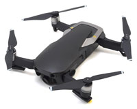 DJI Mavic Air Drone Onyx Black with 4K-Camera