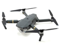 DJI Mavic Pro Drone with 4K-Camera