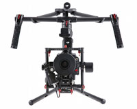 DJI Ronin-MX 3-Axis Brushless Gimbal Stabilizer System