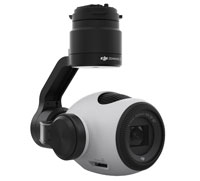 DJI Zenmuse Z3 Gimbal and 4K Zoom Camera Unit