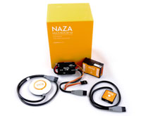 DJI Naza-M V2 Combo Multi-Rotor Stabilization Controller with GPS